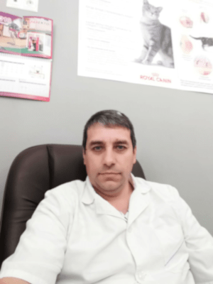 Ветеринарный врач-ортопед в Чертаново - Попа Валерий Сергеевич