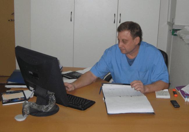 Ветеринарный врач - хирург в Западном административном округе Москвы в районе Фили-Давыдково - Сысуев Вячеслав Михайлович