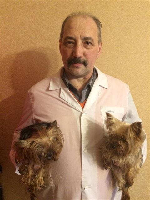 Ветеринарный врач - онколог в Гольяново - Николенко Николай Владимирович