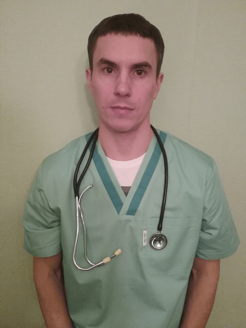 Ветеринарный врач - травматолог в Северном Административном округе Москвы - Пынзару Александр Михайлович