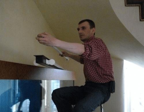 Ветеринарный врач-ихтиолог в районе Гольяново на востоке Москвы - Ловецкий Александр Владимирович